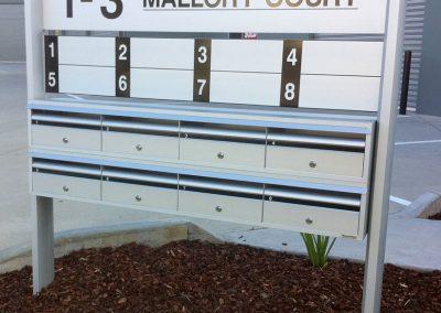 824 FSSign Mallory Crt